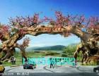 合肥庐阳区假树大门制作