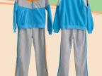 幼儿园教师校服工作服 女士运动休闲服装 承接定做各种服装订做