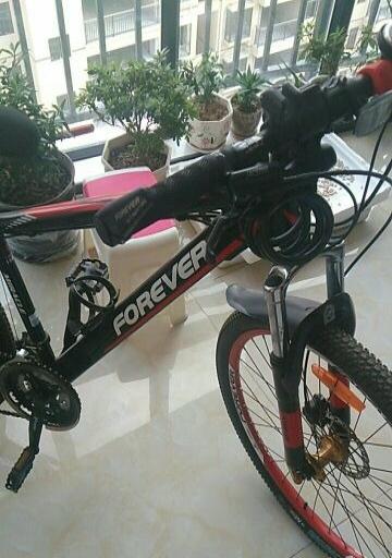 **自行车九成新