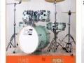 全新架子鼓,二手架子鼓套装,初级入门架子鼓