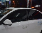 温州奥迪A4全车无尘车间全车贴龙膜授权店贴膜