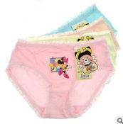 2013年最新爆款莫代尔卡通米妮女童三角裤儿童内裤批发