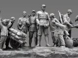 重庆顺昌雕塑专门介绍水泥雕塑的制作过程期待您的来电