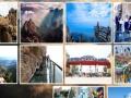 避暑圣地白石山+龙门湖欢乐谷水上乐园2日游