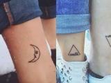 南昌纹身,纹身培训,适合女生的 20 个小清新系插画纹身