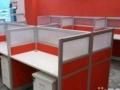 邯郸办公桌工位桌 一对一培训桌 钢架办公桌 经理桌