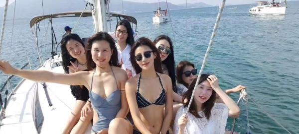 深圳游艇租凭+豪华游艇捕鱼+豪华游艇三门岛航线