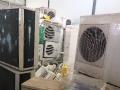 各种品牌二手空调低价出售,给安装,保修