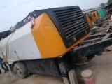 汕头专业混凝土天泵租赁,包月出租各种型号泵车