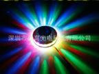新款LED万丈光芒变色太阳灯舞台灯光酒吧灯舞厅效果灯