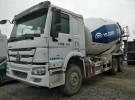 二手12立方混凝土搅拌罐车 可以分期付款3年9万公里面议
