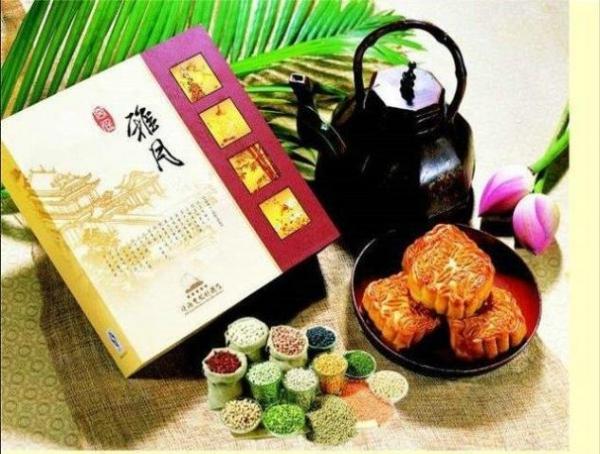2016年珠海度假村酒店宫廷雅月月饼优惠出售