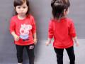 长沙最低价儿童服装批发网秋装新款儿童套装批发小孩子服装批发网