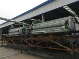 嘉兴打桩泥浆处理设备制作 打桩泥浆压滤机 全国均可发货