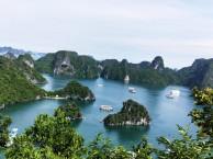 悠游越南 越南下龙 河内四天三晚世界遗产游纯玩品质游