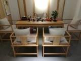 西安全屋定制家具实木桌椅板凳