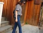 尾货牛仔裤批发糖果色铅笔裤 云南玉溪尾货牛仔裤便宜地摊货