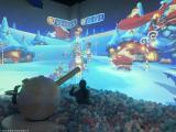 墙面砸球互动投影厂家一体机乐园