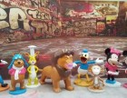 六一儿童节SOHOT迪士尼人物模型出租啦