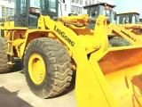 兰州二手装载机龙工柳工临工30 50铲车5吨装载机