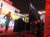 深圳艾佳创舞台LED租赁屏户外全彩屏