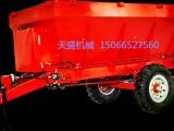 天盛机械农家肥专用撒肥机