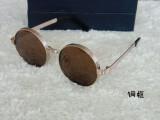 2013超炫复古 圆形 朋克蒸汽太阳眼 墨镜 太子镜 超炫男女款