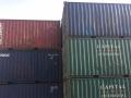 出售租赁海运二手集装箱20尺40尺高箱普箱小柜