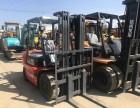 上海闵行出售精品杭州10吨大叉车 二手柴油叉车