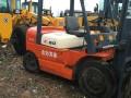 公司出售二手的合力叉车3吨价格