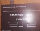 日本带回原装XBOX360游戏机(已双破、带游戏)