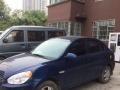 现代雅绅特-三厢2006款 1.4 自动(进口) 自动挡,女人一