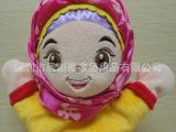 龙岗玩具厂家定做手偶公仔  卡通人偶娃娃  可来图定制
