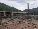 果洛加油站网架 顶棚 提供方案设计