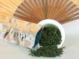 批发绿茶  2015新茶山东炒青有机厂家直销养生散茶 散装茶叶