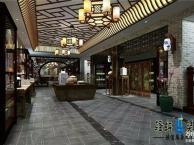 合肥较潮流的茶室茶馆装修设计,超凡创意脱俗设计