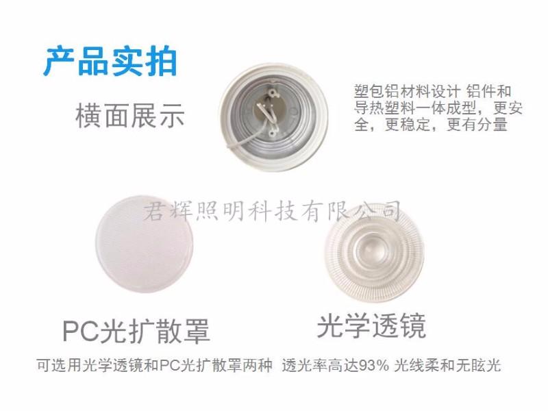 供应射灯GU10灯杯 配件 江门厂家直销