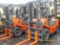 二手柴油叉车 装卸设备 南京二手叉车购买 合力K30叉车配置