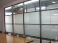 太原办公室玻璃隔断墙 百叶办公隔断制作安装