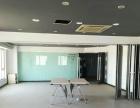 世纪百盛1154平米简单装修框架结构办公室出租