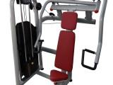 坐式推胸训练器 力量训练器 综合训练器 批发组合健身用品