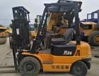 二手合力杭州2吨 3吨叉车 电动 柴油叉车