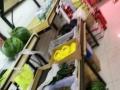 水果蔬菜摊位,生鲜生活超市内摊位