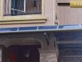 南通定制铝合金雨棚 PC耐力板阳光板车棚服务周到