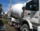 转让 搅拌运输车二手豪沃大12方搅拌罐车出售