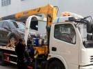 一拖二清障带吊拖车便宜处理2年0.1万公里8万