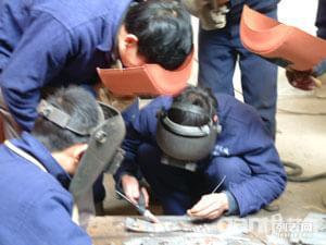焊接技术人才的摇篮河北保定虎振特种焊接工程学校