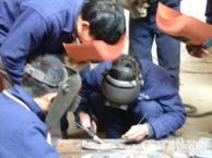 学习焊接技术的学校 石家庄电气焊二保焊氩弧焊培训中心技校