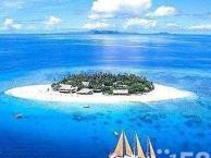 香港-斐济8天6晚自由行旅游-6晚洲际度假酒店高尔夫之旅 旅游