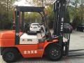 天津二手叉车本厂自用3吨叉车急转
